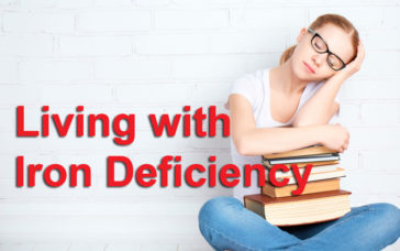 Living with iron deficiency