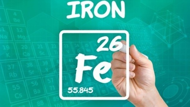 Iron and the risk of iron deficiency